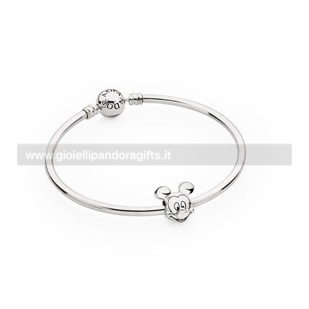 Pandora Shop Pandora Disney Collezione Mickey Mouse Impostato Regalo