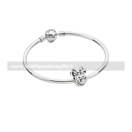 Pandora Shop Pandora Disney Collezione Minnie Mouse Impostato Regalo