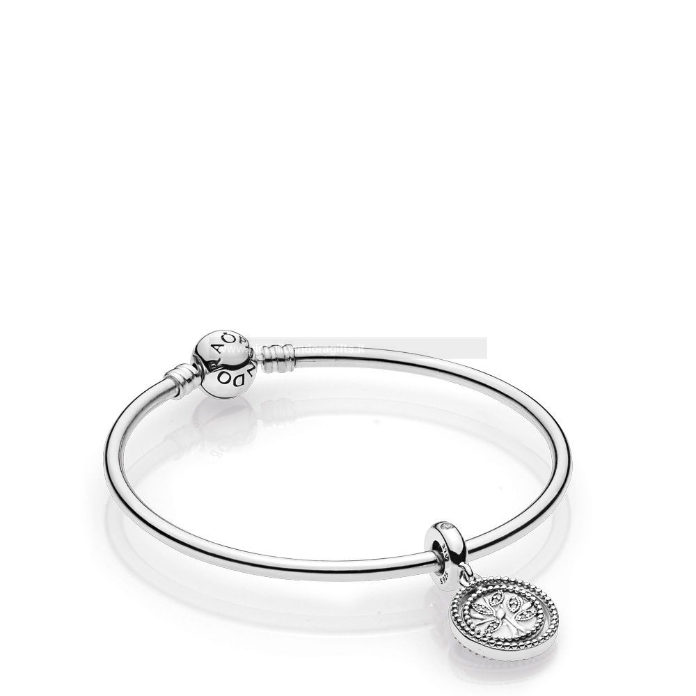 Pandora Shop Family Tree Bracciali Set Regalo