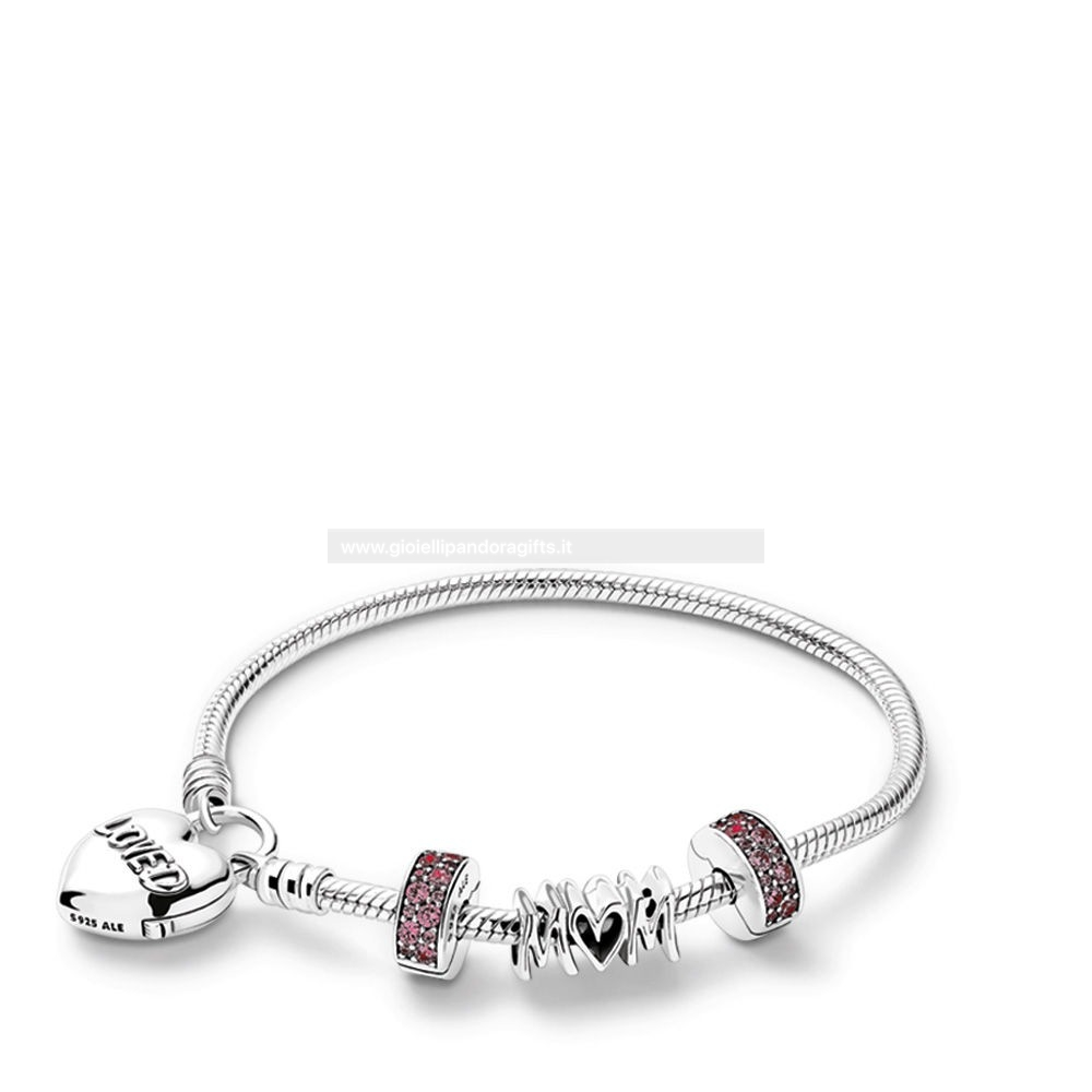 Pandora Shop Mom Bracciali Set Regalo